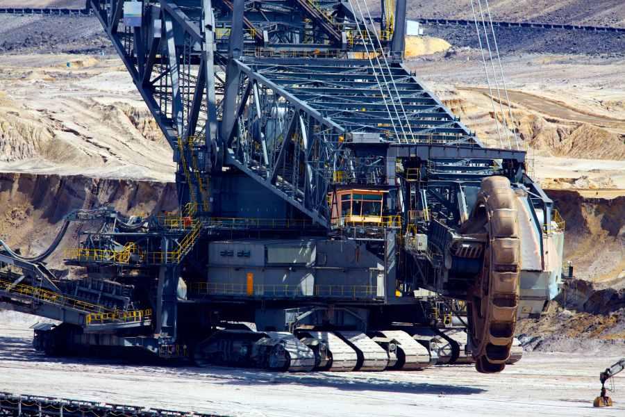 Coal Mining เหมืองถ่านหิน