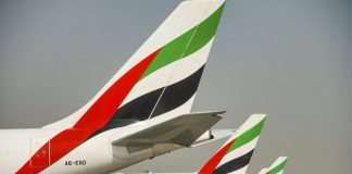 Emirates Airlines เอมิเรตส์ แอร์ไลน์