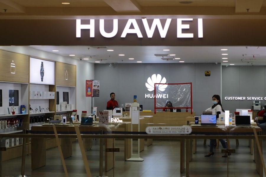 Huawei Store หัวเว่ย