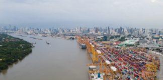 Bangkok Port ท่าเรือ กรุงเทพ