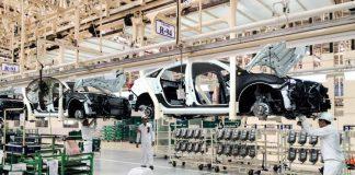 โรงงานประกอบรถยนต์ Car Manufacturing Thailand