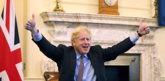 Boris Johnson บอริส จอห์นสัน นายกรัฐมนตรีอังกฤษ