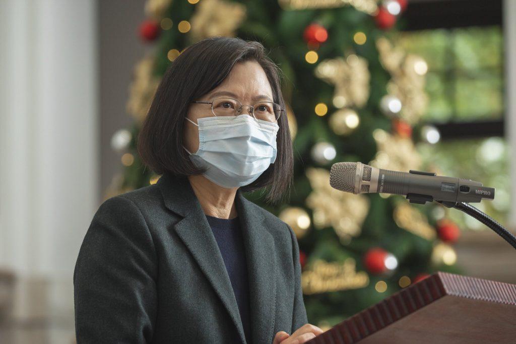 Tsai Ing-wen ไช่ อิงเหวิน ประธานาธิบดีไต้หวัน