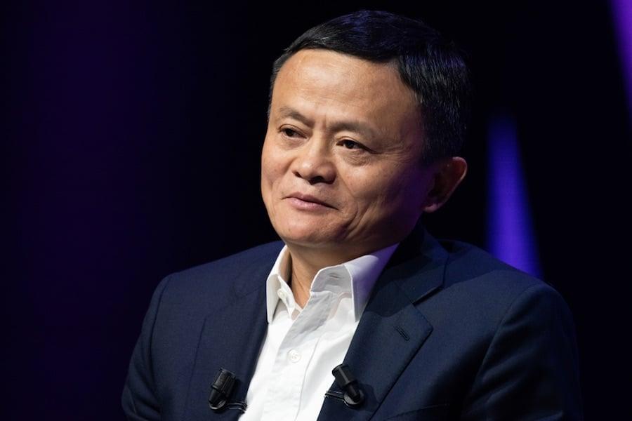 Alibaba Jack Ma แจ็ค หม่า อาลีบาบา