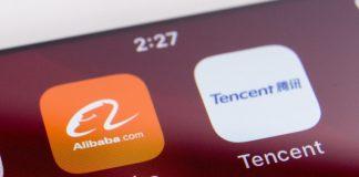 Alibaba Tencent อาลีบาบา เทนเซ็นต์