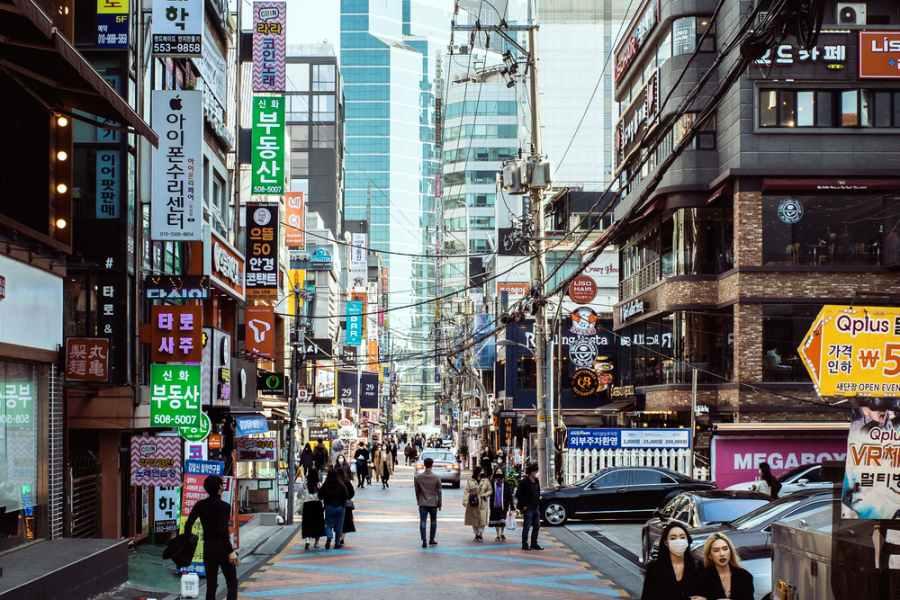 Seoul South Korea เกาหลีใต้ กรุงโซล