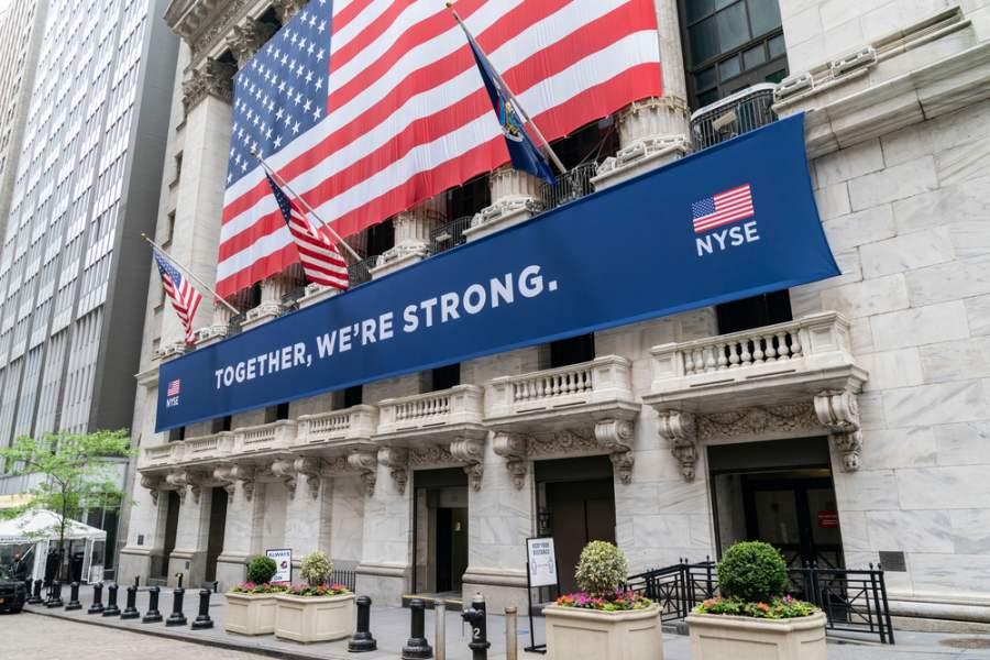 New York Stock Exchange ตลาดหลักทรัพย์นิวยอร์ก