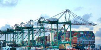 Kaohsiung Port Taiwan เกาสง ไต้หวัน