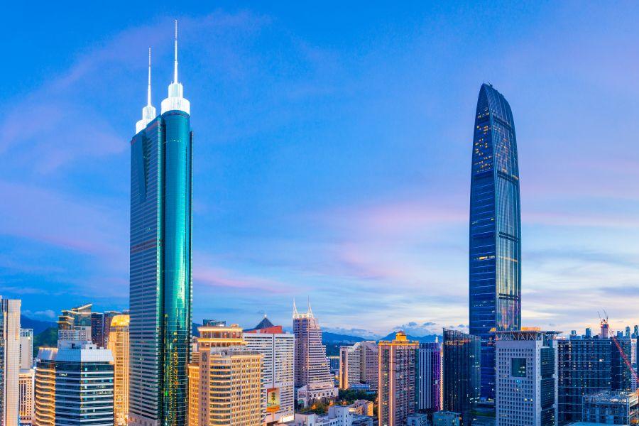 Shenzhen China เซิ่นเจิ้น ประเทศจีน