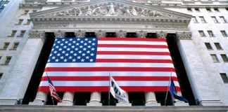 USA NYSE ตลาดหลักทรัพย์นิวยอร์ก