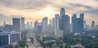 Indonesia Jakarta อินโดนีเซีย กรุงจาการ์ต้า