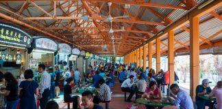 Singapore's hawker centres