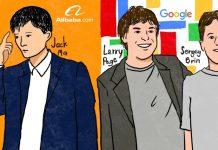 คัมภีร์หาหุ้นส่วนทำธุรกิจ : กรณีศึกษา Alibaba และ Google