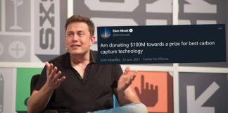 Elon Musk Donation