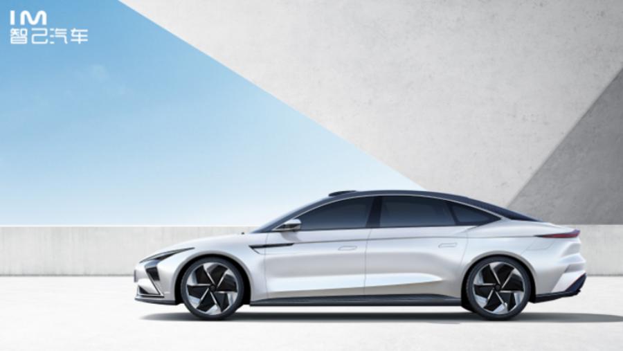 รถยนต์ไฟฟ้าแบรนด์ IM จากความร่วมมือ Alibaba กับ SAIC Motor