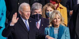 Joe Biden โจ ไบเดน สาบานตน Inauguration