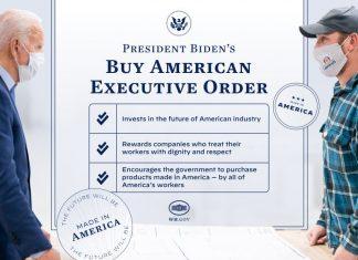 Joe Biden Buy American
