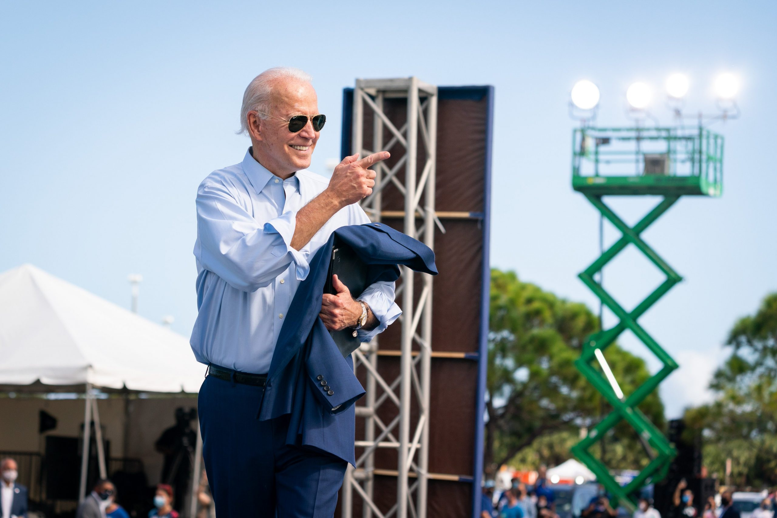 Joe Biden โจ ไบเดน ประธานาธิบดีสหรัฐอเมริกา