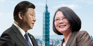 ไช่ อิงเหวิน Tsai Ing-wen ไต้หวัน สี จิ้นผิง จีน Xi Jinping