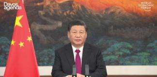 World Economic Forum China Xi Jinping