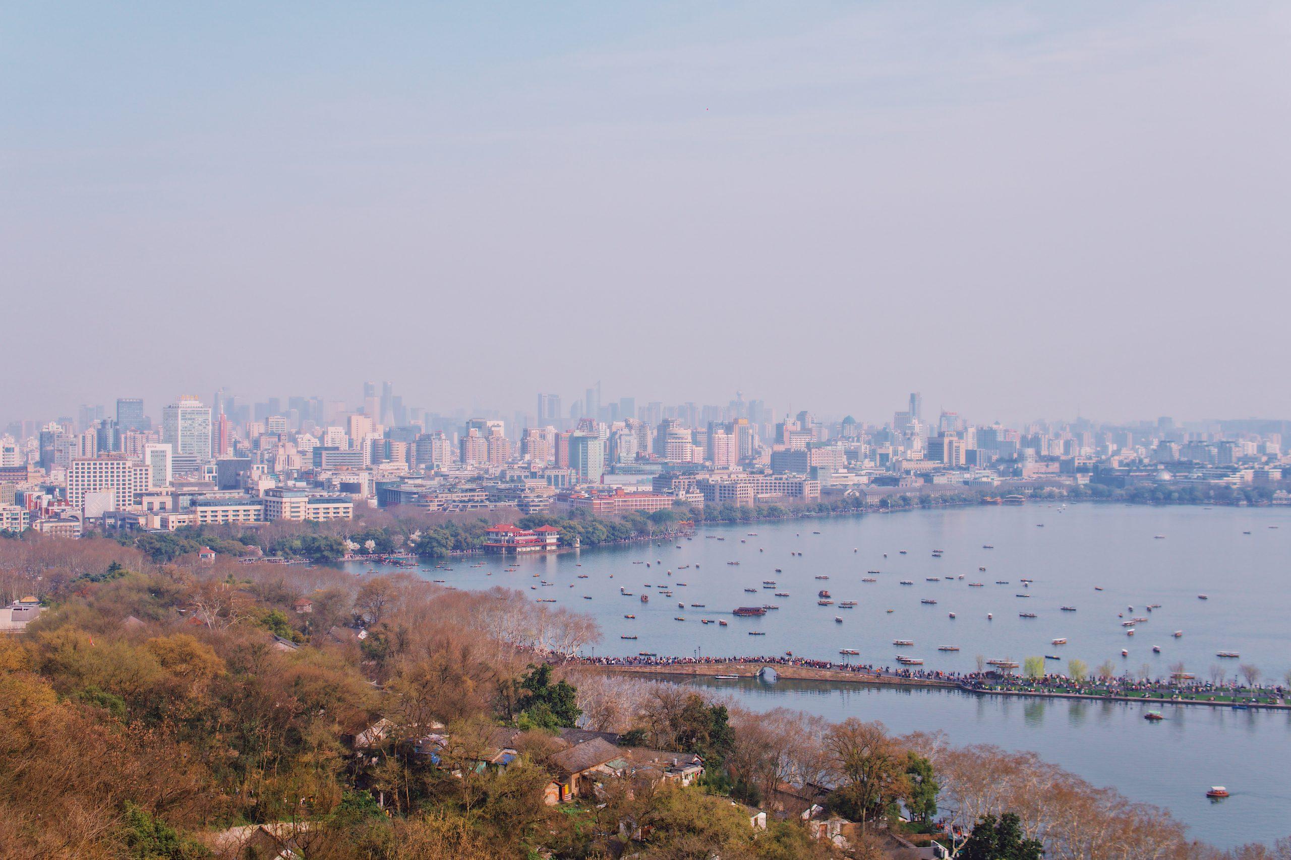 หางโจว Hangzhou จีน