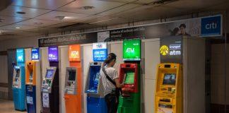 ATM Thailand ตู้เอทีเอ็ม
