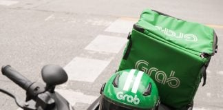 Grab Food Delivery แกร๊บ