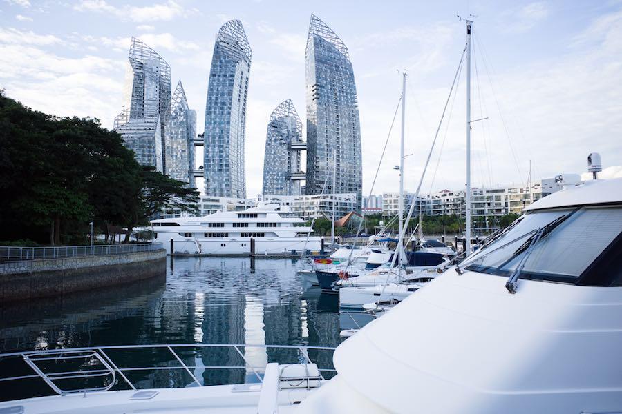 Singapore Marina Pier สิงคโปร์