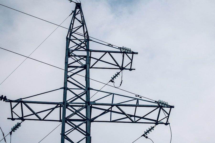Electric Pole เสาส่งไฟฟ้า