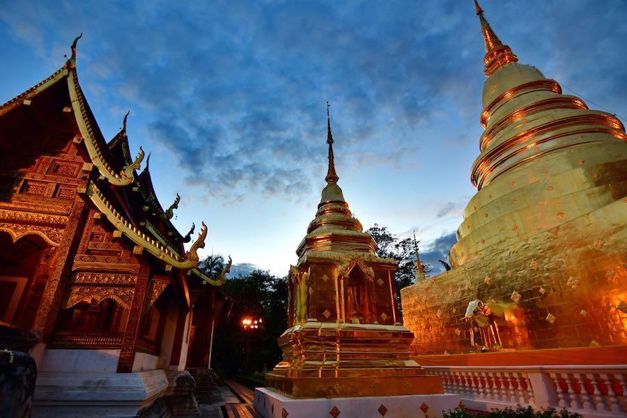 Chiangmai Thailand เชียงใหม่ ประเทศไทย