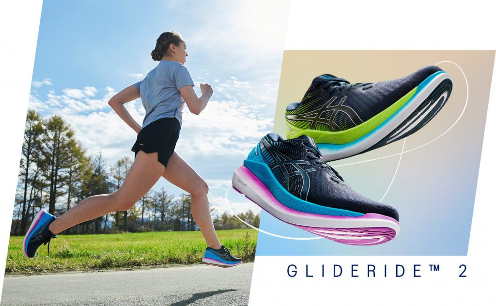 ASICS GLIDERIDE 2: Female