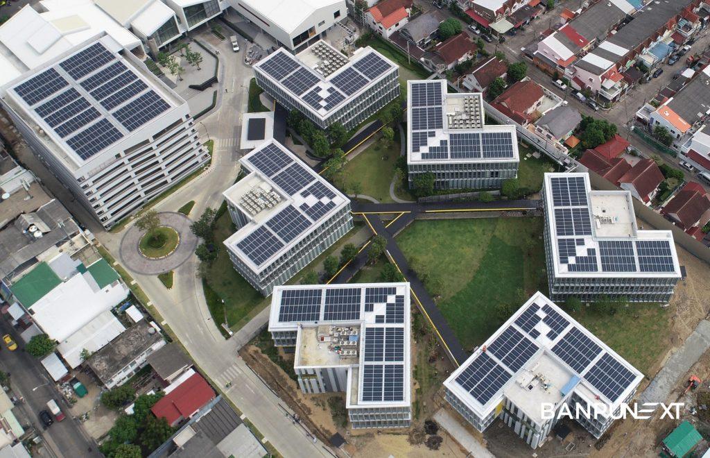 Banpu NEXT Solar rooftop