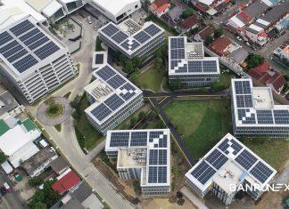 Energy Techonology Banpu NEXT Solar rooftop