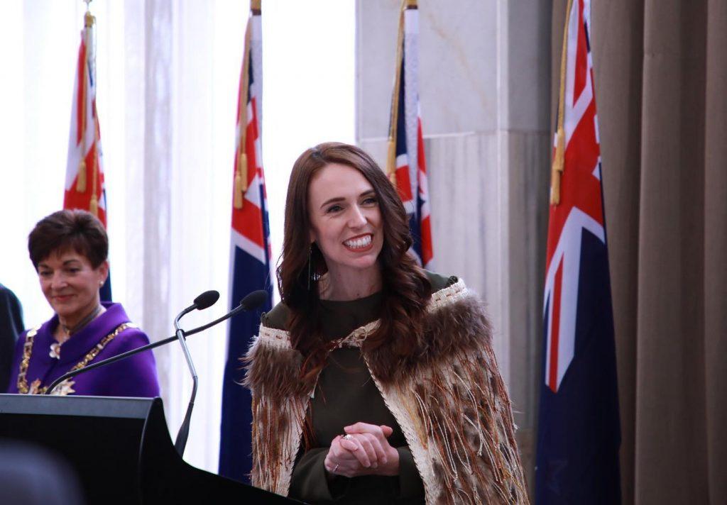 Jacinda Ardern New Zealand