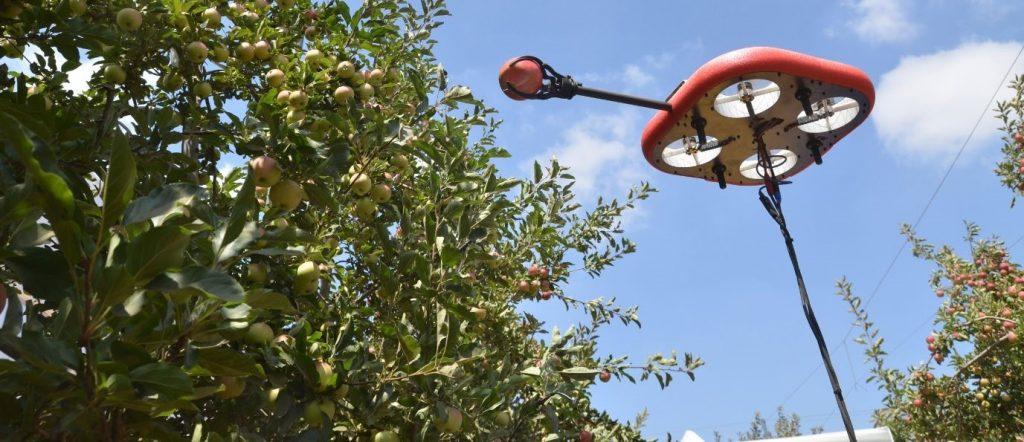 Tevel fruit-picking robot