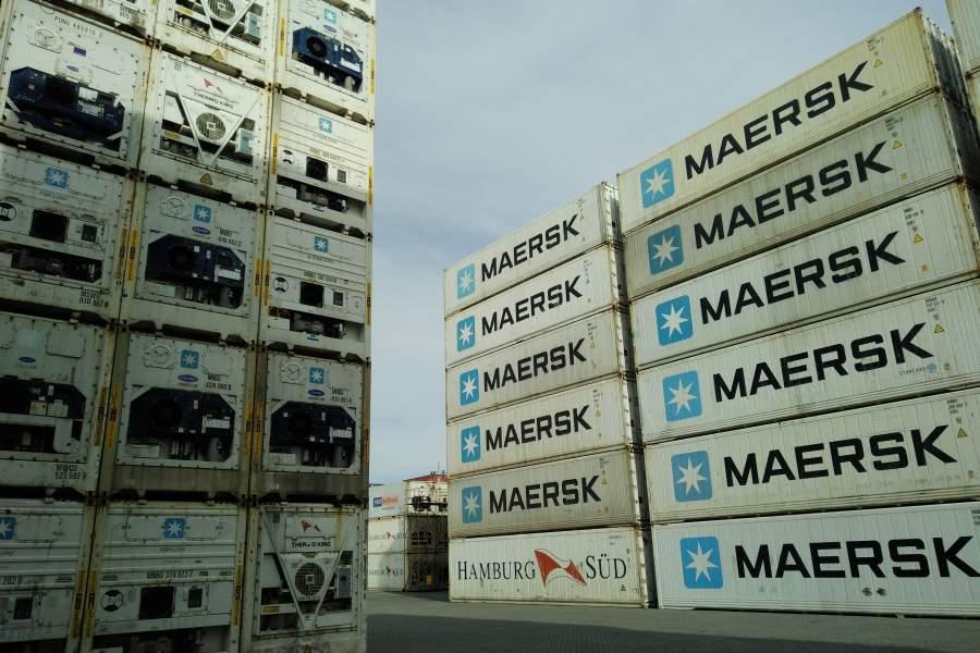 Maersk Container เมอส์ก คอนเทนเนอร์