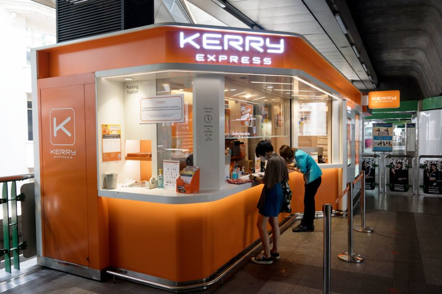 Kerry Express เคอร์รี่