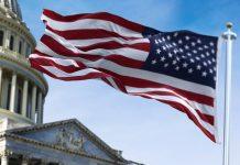 USA Flag ธงสหรัฐ