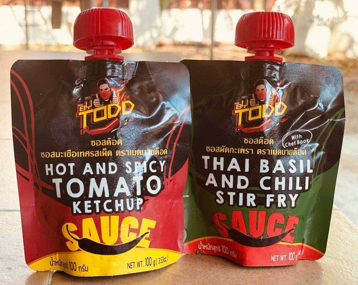 sauce todd