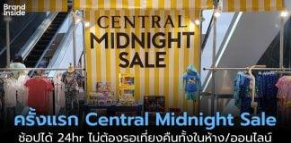 central midnight sale