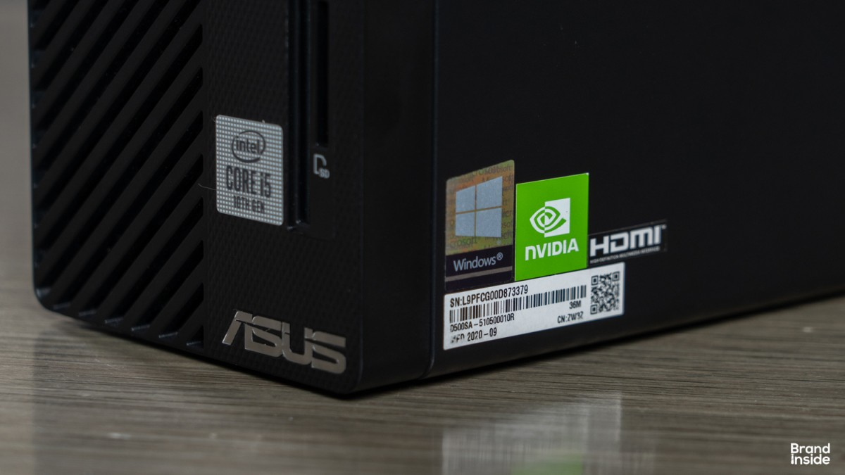 Asus ExpertCenter D5 Series