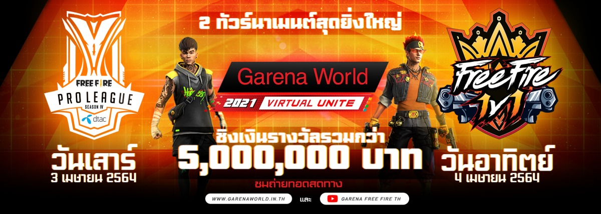garena world 2021