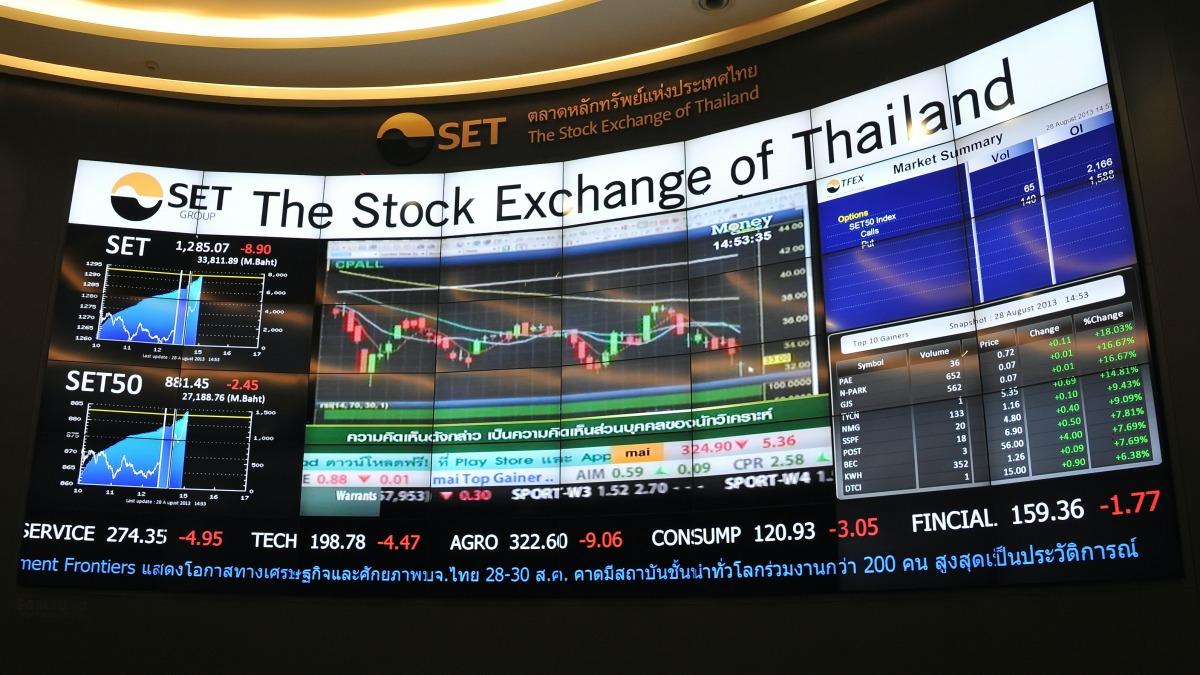 stock thai