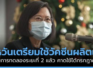 Taiwan Covid-19 Vaccine