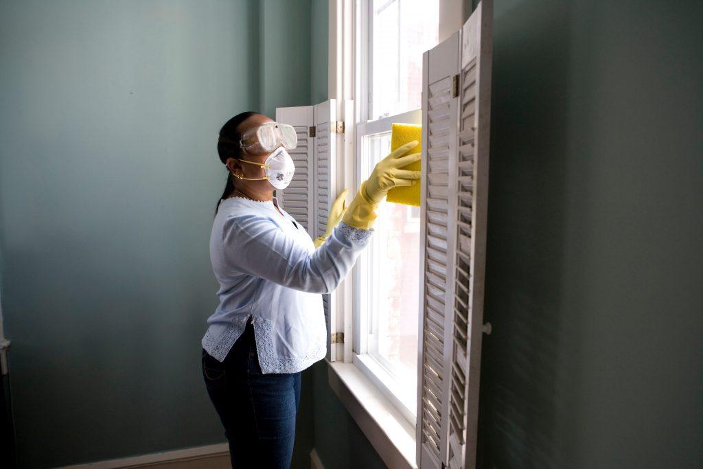 clean housekeeper