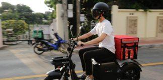 จักรยานยนต์ไฟฟ้า