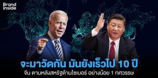 US china cyber capability