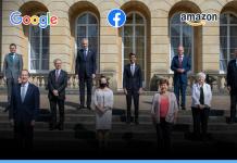 G7 reform global corporat tax