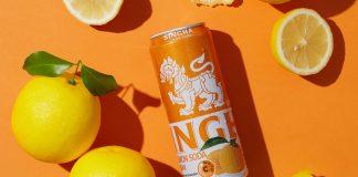 singha yusu lemon soda