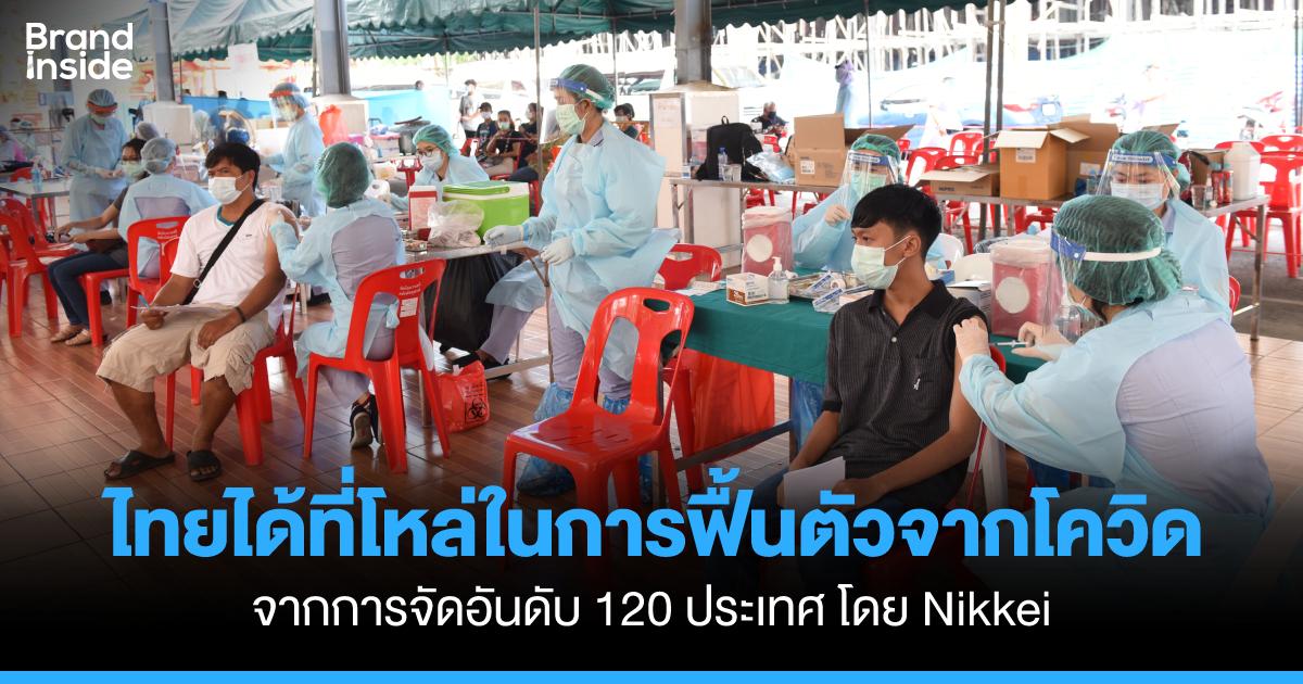 nikkei thai covid recovery โควิด